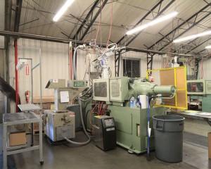 120 metric ton press