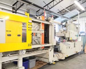610 metric ton press